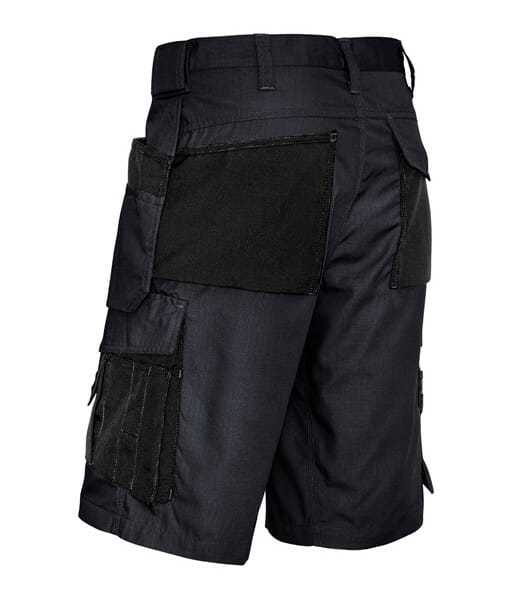 ZS510 charcoal black side back