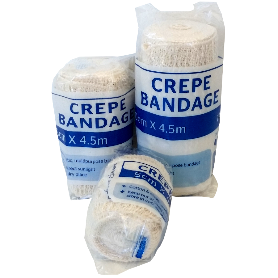 MB022 crepe bandage 10cm x 4.5m
