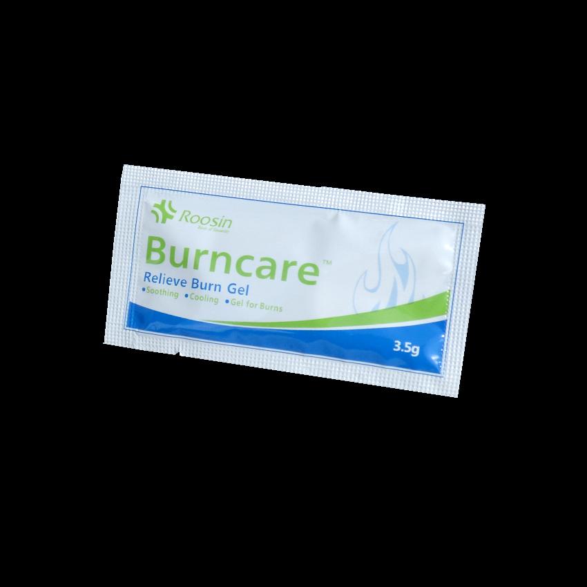 MPBS001 burn gel sachet single 3.5g