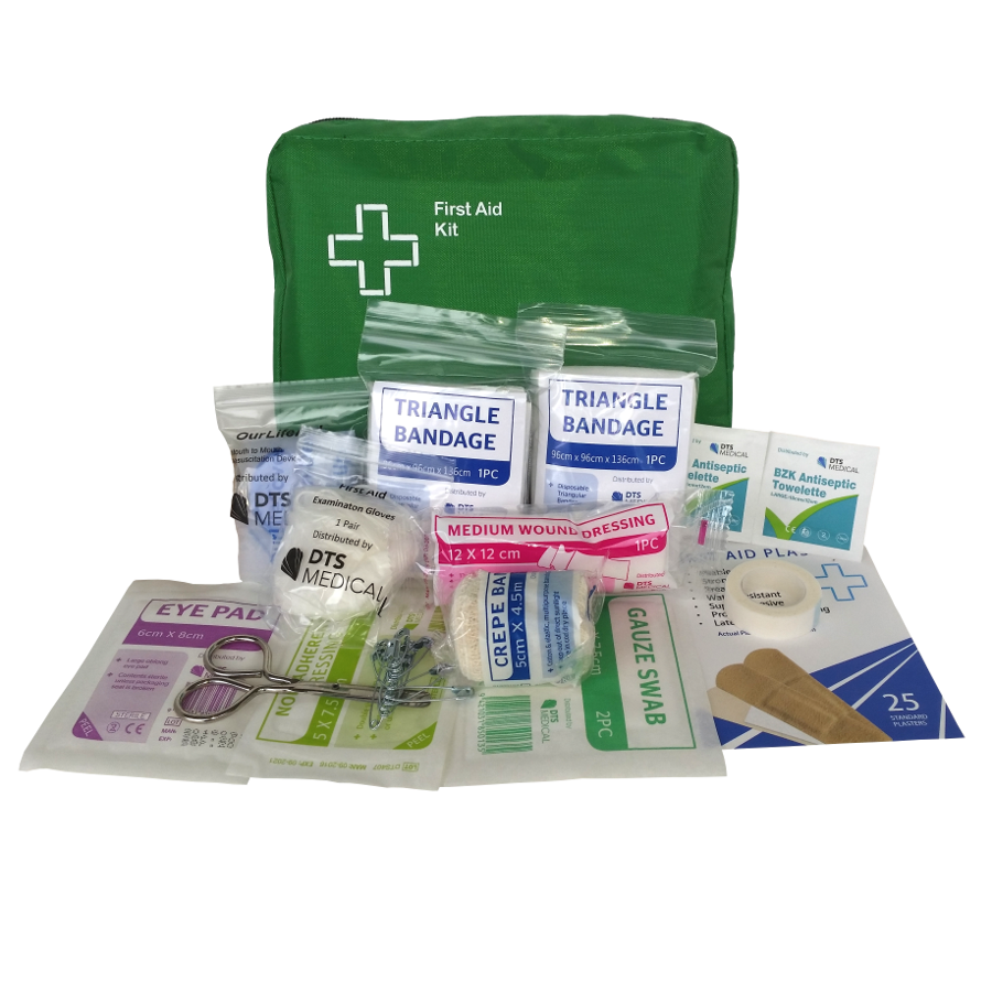 economy lone worker first aid kit