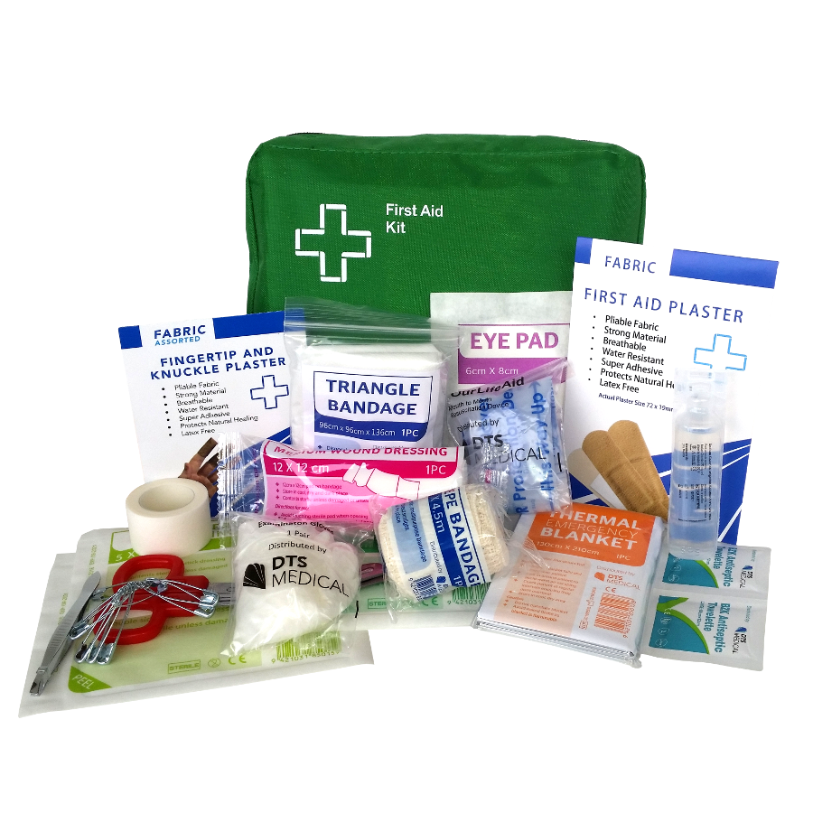 premium lone worker first aid kit