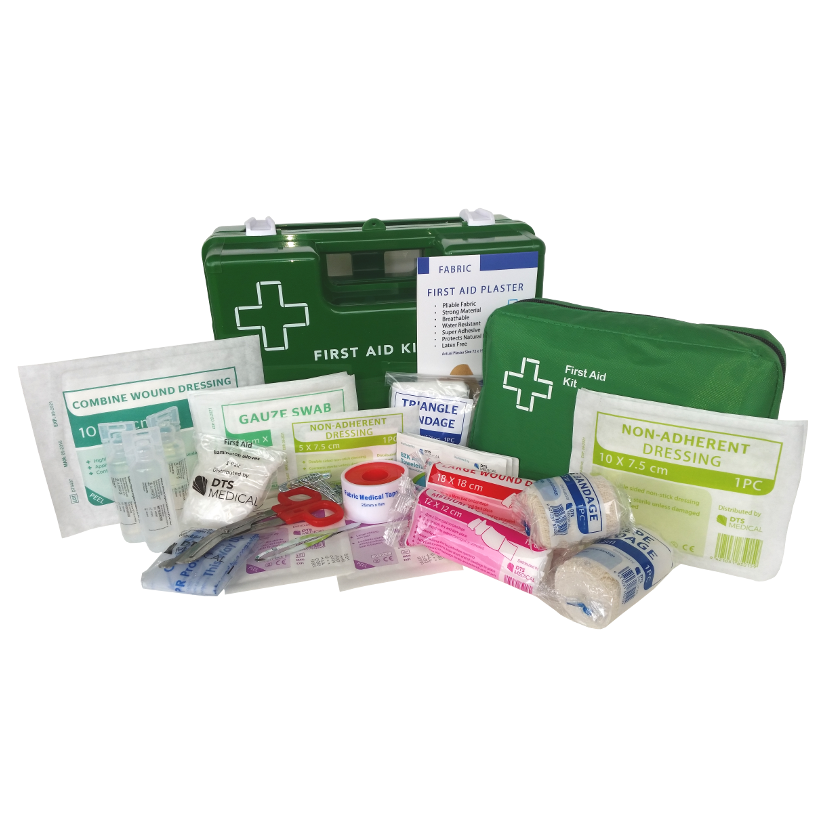 workplace 1-15 person first aid kit