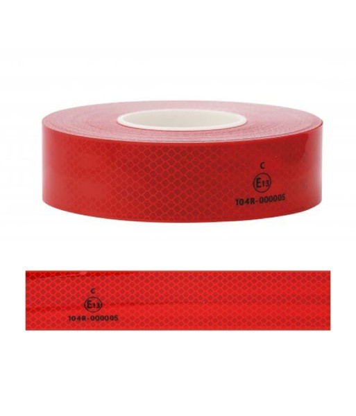 SI-RT red conspicuity tape