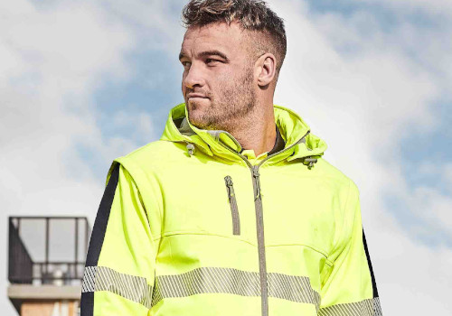 RAINWEAR ∣ JACKETS ∣ PADDED VESTS